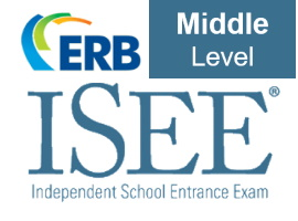 ISEE Middle